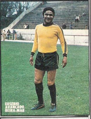 Parabéns a Eusébio, o antigo jogador do Benfica, Beira-Mar e União de Tomar  – Aventar